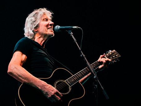 Roger Waters retorna ao Brasil em 2018. Show em Curitiba será em outubro, no Estádio do Couto Pereir