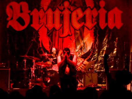 Noite de metal pesado no Jokers, nesta sexta (15), com Brujeria tocando o terror