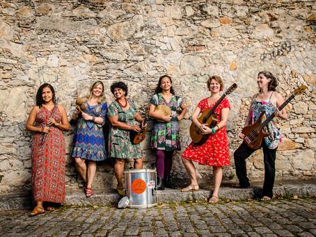 O universo do samba feminino na Caixa Cultural, nesta terça (02)