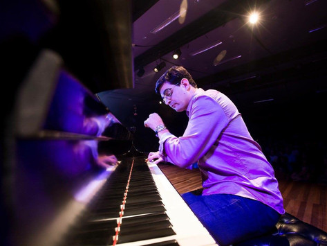 Pianista Davi Sartori lança disco no YouTube