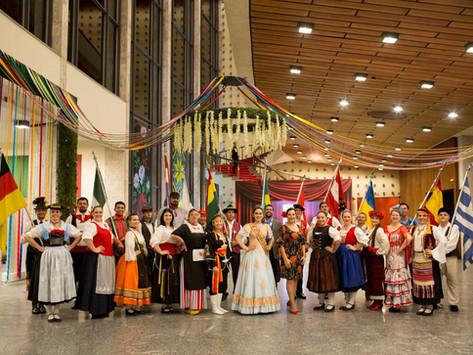 Festival Folclórico de Etnias do Paraná comemora 59 anos com edição especial