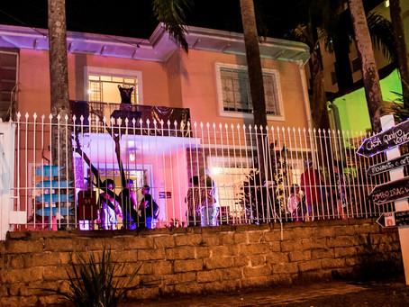 Blär e Íria Braga são atrações da Casa Quatro Ventos em agosto