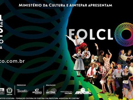 Festival Folclórico e de Etnias começa no domingo (02). Confira a programação