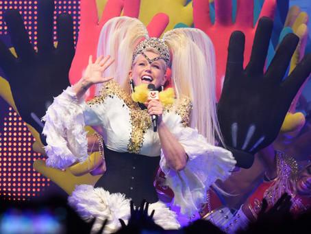 Após 14 anos, Xuxa retorna a Curitiba para show inédito