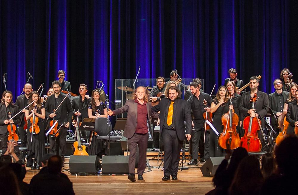 Orquestra Ouro Preto e Alceu Valença