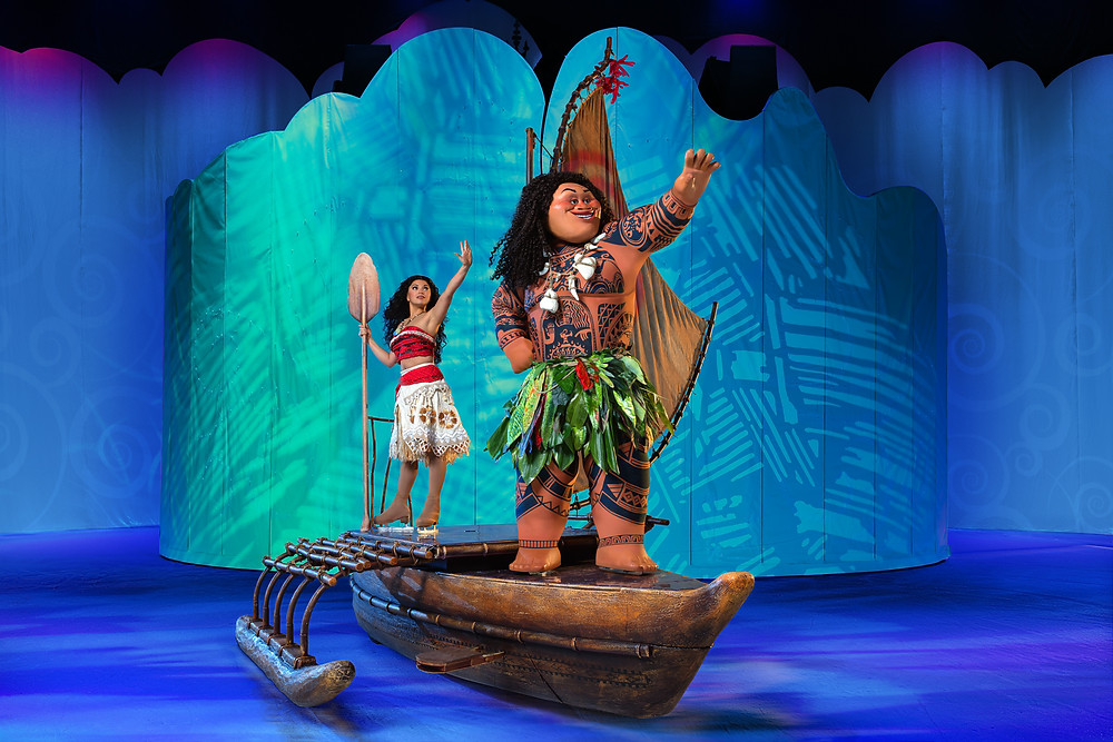 Moana Disney On Ice