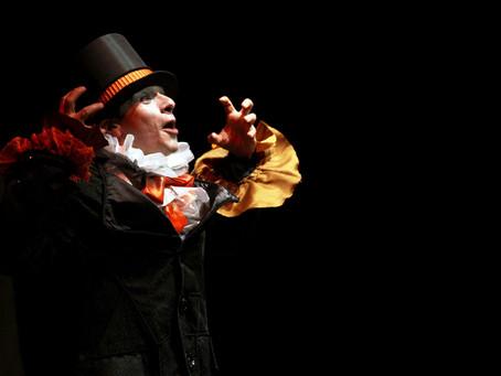 O Imprevisível Circo da Lua, espetáculo para todas as idades, na Caixa Cultural de Curitiba