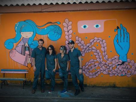 Projeto oferece oficinas de fotografia, dança, arte brasileira, grafitti e outras atividades