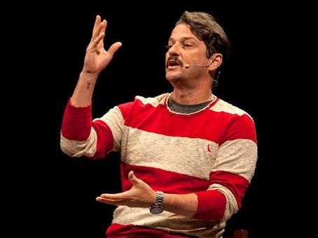 Teatro Regina Vogue apresenta, no dia 20 de janeiro, O ATOR MENTADO, com Marcelo Serrado