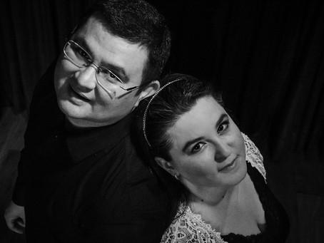 Duo Palheta ao Piano lança álbum duplo: Música Brasileira para Clarinete e Piano