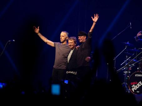 Call The Police reúne guitarrista Andy Summers a músicos brasileiros. Show é no dia 30 de agosto no