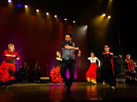Dança Flamenca invade Teatro da Reitoria no próximo sábado