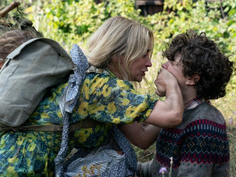 'Um Lugar Silencioso – Parte II' bate recorde de bilheteria em sua estreia nos EUA