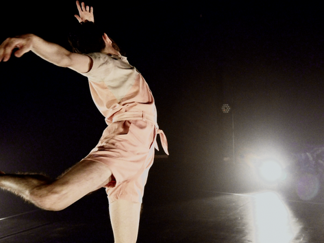 Curitiba está no roteiro de espetáculo audiovisual de dança contemporânea