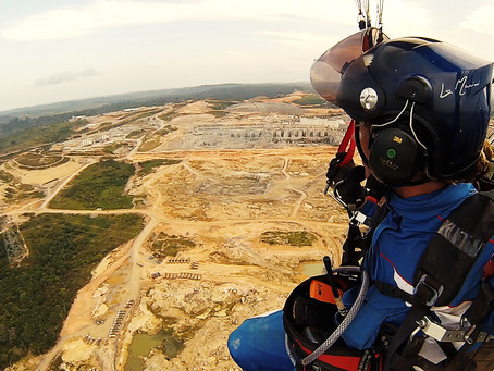 Exposição de Lu Marini vai reunir fotos, vídeos e até um simulador de voo. Abertura será em novembro