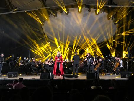 Confira como foi o Tributo ao Queen, da Camerata Florianópolis, na Ópera de Arame
