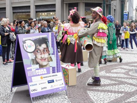 Festival de Curitiba 2020 abre inscrições para companhias de teatro