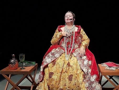 O Sorriso da Rainha terá temporada de apresentações online