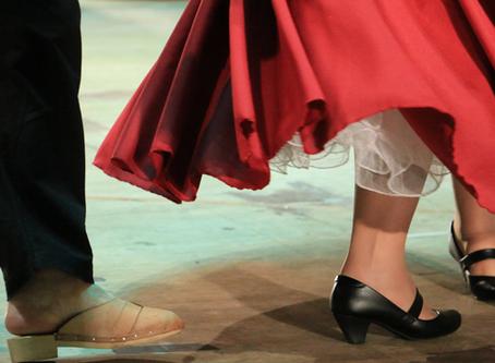 Desafio Aceito! Confira a dança da galera que topou a brincadeira no Festival 2020