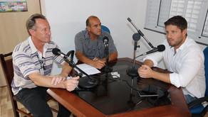 Em Mandirituba, Requião Filho alerta para a necessidade urgente deretomar os investimentos no Paran