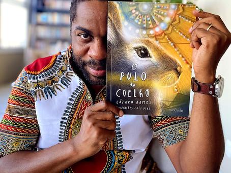 Lázaro Ramos lança novo livro infantil