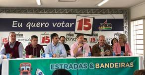 Curitiba sedia Encontro Nacional da Fundação Ulysses Guimarães, presidida no Paraná pelo Deputado Es