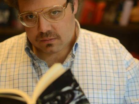 Luiz Felipe Leprevost retorna à poesia em novo livro