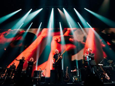 Roger Waters faz show sábado (27), no Couto Pereira em Curitiba