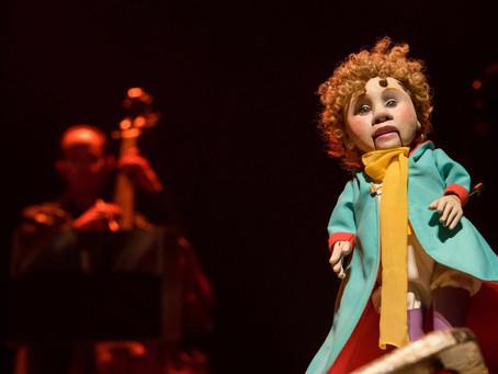 Orquestra Ouro Preto apresenta O Pequeno Príncipe