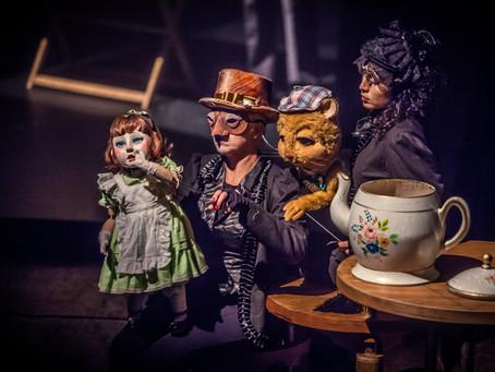 Mostra homenageia um dos maiores grupos de teatro de bonecos do Brasil