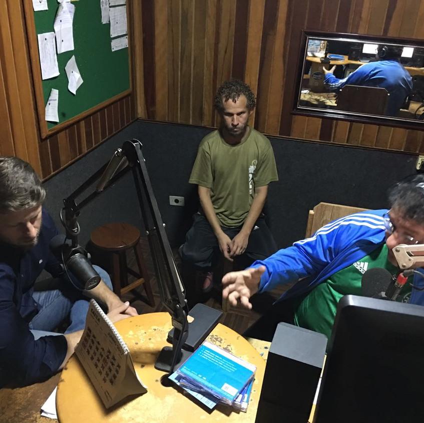 SuperCAP FM em Cambará