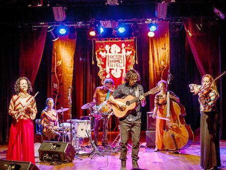 Sons do Sul no Teatro Paiol, dia 19 de junho