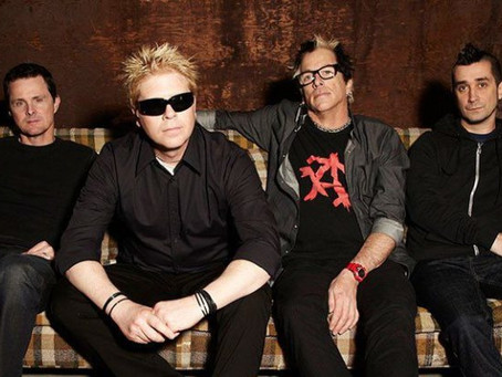 The Offspring e Bad Religion anunciam show em Curitiba