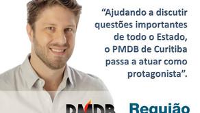 PMDB de Curitiba debate Plano Estadual de Cultura