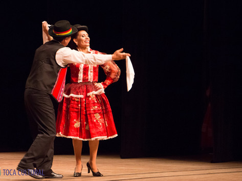 Festival Folclórico e de Etnias do Paraná começa no domingo