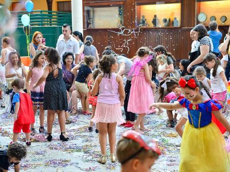 Carnaval infantil em Curitiba fica por conta dos Garibaldinhos e Tupi Pererê