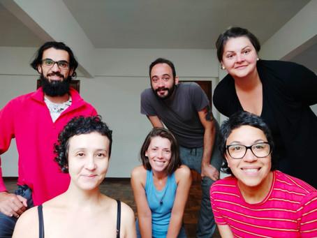 Cia Senhas estreia o espetáculo SÌNCOPE durante a MOSTRA MOVE