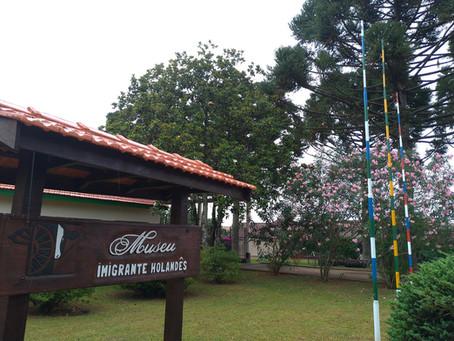 Museu Imigrante Holandês avança em projeto de reestruturação, no interior do Paraná