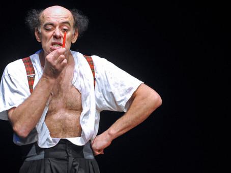 Espetáculo cômico The Letter, com Paolo Nani, chega a Curitiba em outubro