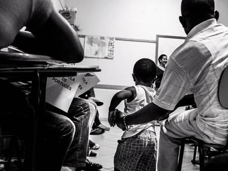 Exposição fotográfica sobre cultura haitiana fica em cartaz até dia 27