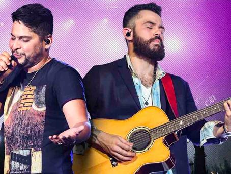 Dose dupla! Teatro Guaíra e Live Curitiba recebem shows de Jorge e Mateus, esta semana