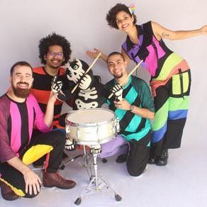 OssoBanda comemora 7 anos de rock, batuques e canções
