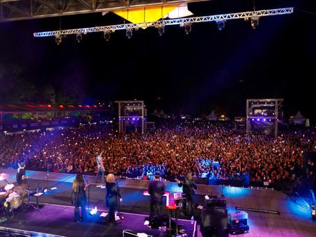 Aberta pré-venda para festival de rock nacional, que será realizado em dezembro, na Pedreira Paulo L