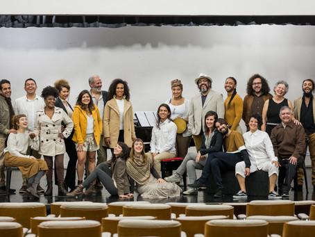 Coro Cênico de Curitiba estreia novo espetáculo no fim de outubro