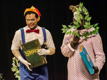 Musical conta a história de Shrek, no Regina Vogue