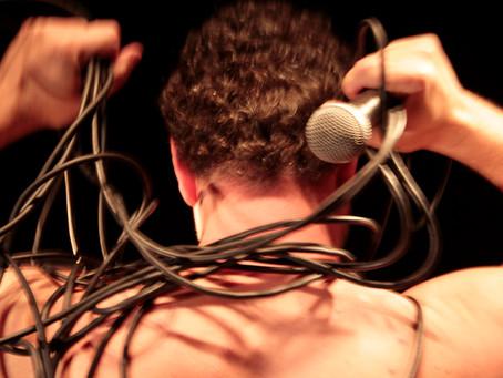 """""""Ouve-me com o teu corpo inteiro"""" estreia em Junho, no Teatro Novelas Curitibanas"""