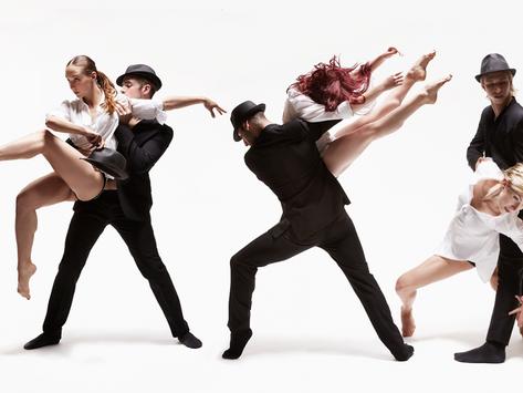 Ballet Jazz de Montreal em única apresentação no Guairão, dia 4 de setembro