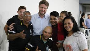 Sindicato dos Amarradores busca solução para impasse no Porto de Paranaguá