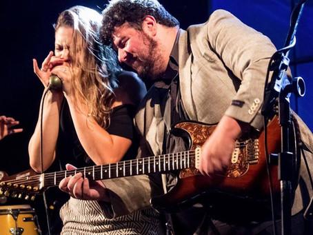 Atrações confirmadas no Curitiba Blues Festival, Indiara Sfair & Ricardo Maranhão aquecem com ap