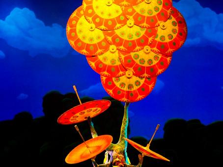 E ainda tem Circo da China na Ópera de Arame, com A Jornada do Panda Sonhador, neste mesmo fim de se